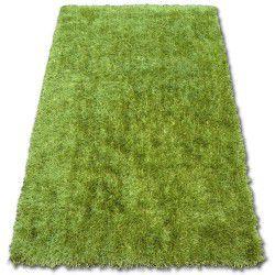 Covor Shaggy Lilou verde