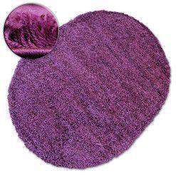 Covor oval Shaggy Galaxy 9000 violet