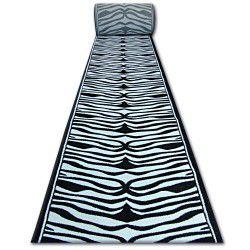 Traversa heat-set Fryz 9032 Zebră alb negru