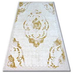 Covor acril Beyazit 1800 fildeş si aur