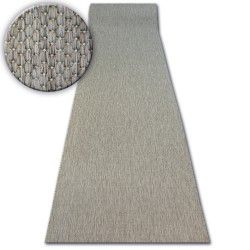 Traversa sisal Floorlux model 20433 taupe