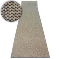 Traversa sisal Floorlux model 20433 coffee