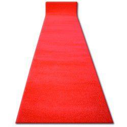 Traversa Sketch roșu - netedă, uniformă