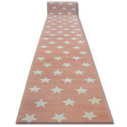 Traversa Sketch - FA68 roz și crem - Stea Stele