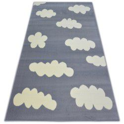 Covor BCF Flash Nori 3978 Clouds gri