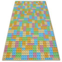 Covor pentru copii Lego