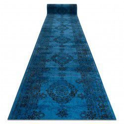 Traversa Vintage 22206043 Rozetă albastru