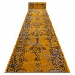 Traversa Vintage 22206025 Rozetă galben și gri