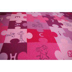 Mocheta Puzzle violet