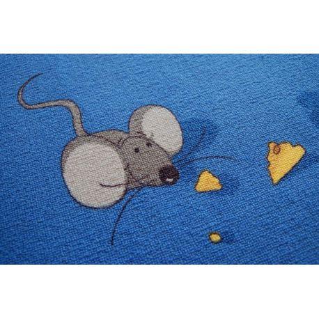 Mocheta Mouse-uri albastru