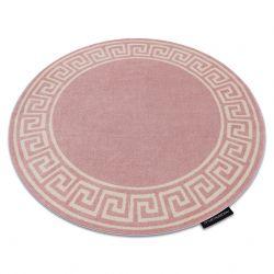 Covor HAMPTON Grecos cerc roz