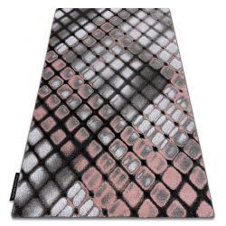 Covor INTERO REFLEX 3D leasă roz