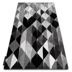 Covor INTERO PLATIN 3D Triunghiurile gri
