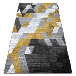 Covor INTERO TECHNIC 3D caro triunghiuri aur