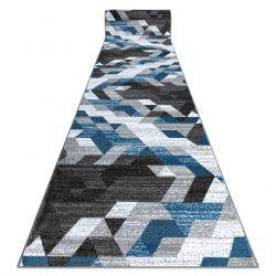 Traversa INTERO TECHNIC 3D caro Triunghiurile albastru