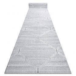 Traversa Structural SIERRA G5018 țesute plate gri - frize, caro
