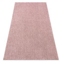 Covor modern de spalat LATIO 71351022 roz roșu