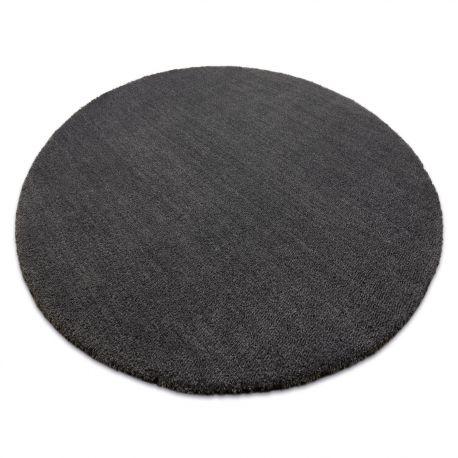 Covor modern de spalat LATIO 71351100 cerc gri