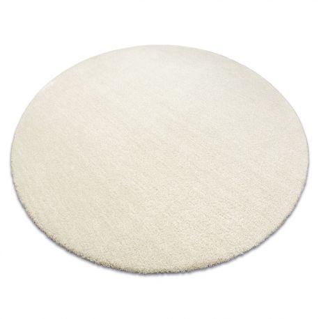 Covor modern de spalat LATIO 71351056 cerc cremă