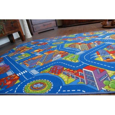 Mocheta Strazi Big City albastru