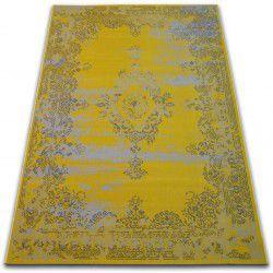Covor Vintage Rozetă 22206/025 galben