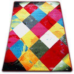 Covor Paint - F485 roșu