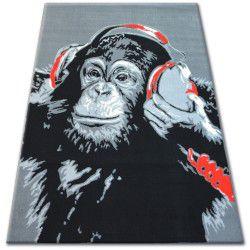 Covor BCF Flash 33326/170 - Maimuţă