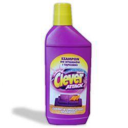 Șampon pentru și tapițerie CLEVER 500ml