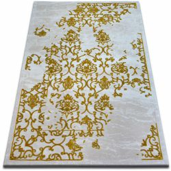 Covor acril Beyazit 1798 fildeş si aur