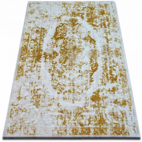 Covor acril Beyazit 1799 fildeş si aur