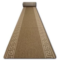 Traversa sisal Floorlux model 20014 coffe si mais