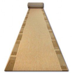 Traversa sisal Floorlux model 20195 mais si coffe