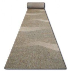 Traversa sisal Floorlux model 20212 coffe si mais