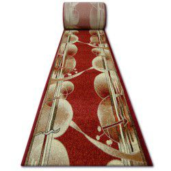 Traversa heat-set Primo 5741 roșu