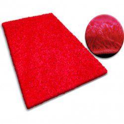 Covor Shaggy Galaxy 9000 roșu
