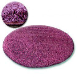 Covor rotund Shaggy Galaxy 9000 violet